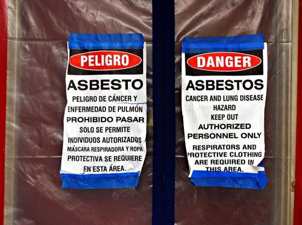 Asbestos San Francisco